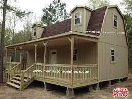 mother in law cottage kit mega storage sheds barn cabins