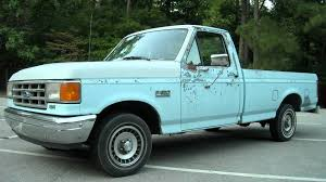 1987 ford f 150 restored youtube