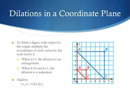 2 7 dilations ppt download
