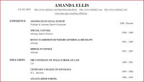 other resume resources find different career resume cv examples