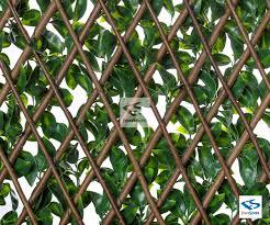 artificial ficus expandable lattice u0026 trellis