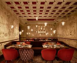 The Ottoman Restaurant The Ottoman Room In Singapore Offers Luxurious Interiors And Food