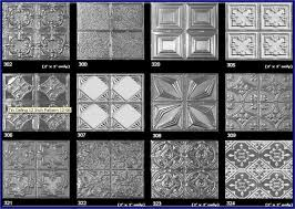 Tin Tiles For Backsplash - Tin tile backsplash