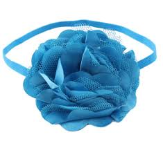 satin headbands satin and lace flower headbands turquoise bows for