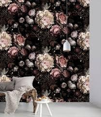 the 25 best modern floral wallpaper ideas on pinterest wall
