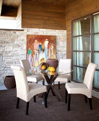 eclectic dining room sets perfect round dining room table and chairs for your home
