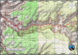 Green River Utah Map by Hiking Sundance Trail Dark Canyon Road Trip Ryan