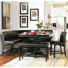 Nook Dining Room Table Counter Height Corner Nook Dining Set