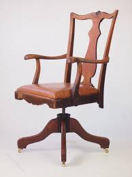 Antique Swivel Office Chair by Swivel Desk Chair By J S Ford Johnson Chicago Antiques Atlas