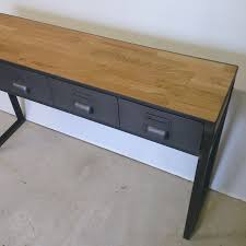 Table Repas Style Industriel by Stunning Console Style Industriel Photos Transformatorio Us