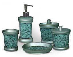 bathroom gift ideas bathroom ware teal blue vanity bathroom set any occassion