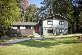Mid Century Outdoor Lighting by Ragley Hall Residence Modern Dwellings U2039 Cablik Enterprises