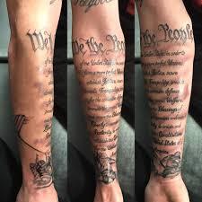 American Flag Tattoos Black And Grey Men U0027s Military Tattoo Tattoo Pinterest Military Tattoo And