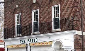 The Patio Resturant The Patio 1133 Pleasantville Rd Briarcliff Manor Ny 10510