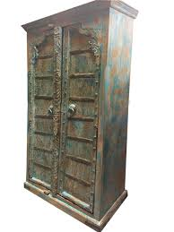 farmhouse armoire vintage armoires rustic cabinets antique carved almirahs florida