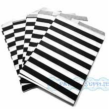 black and white striped gift bags popular white favor bag buy cheap white favor bag lots from china