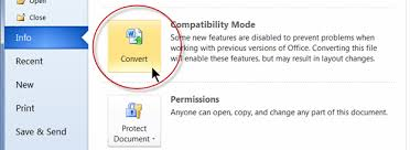 understanding word 2010 u0027s two compatibility modes yes u2026 two