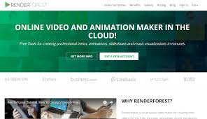 renderforest review best online video and animation maker