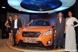 subaru malaysia subaru xv facelift launched in malaysia from rm132k 137k lowyat