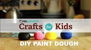 two ingredient play dough crafts for kids pbs parents youtube