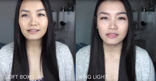 softbox light vs umbrella ring light vs softbox light which is better for your videos