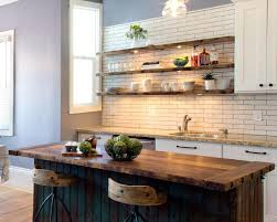 Kitchen Open Shelving Design 100 Open Cabinets Kitchen Nice Cabinet Color And Full Wall