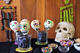 Non Food Halloween Treats White Chocolate Pear Skulls Halloween Recipe