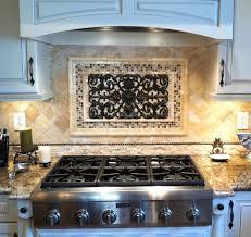 rustic kitchen backsplash tile home and interior
