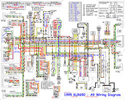 wiring harness changes pre and post 08 klr650 net forums your
