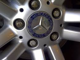 mercedes wheel nuts lug nut corrosion mbworld org forums