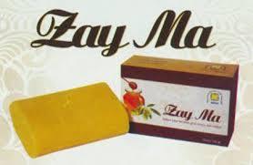 Sabun Zayma zayma sabun zaitun plus madu untuk lulur alami
