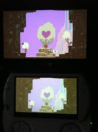 psp games on vita screen captures show me what you can do oled