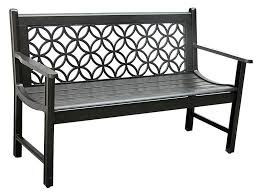 iron park benches bench design awesome black iron bench wrought iron storage bench