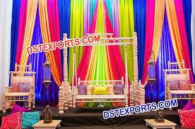 Wedding Stage Chairs Indian Wedding Mandaps Manufacturer Wedding Stages Manufacturer