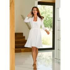 la redoute robe mari e tailleur femme la redoute robe 2 en 1 en maille en viscose