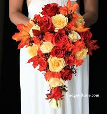fall bridal bouquets best fall wedding flower bouquets 1000 ideas about fall wedding