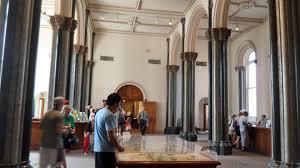 Smithsonian Castle Floor Plan