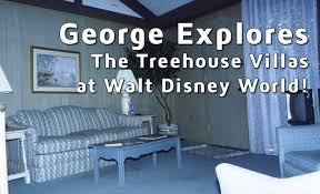 Treehouse Villas At Disney World - treehouse villas photos at walt disney world imaginerding