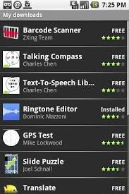 android market app talks android market app store