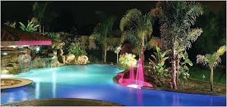 Intellibrite Landscape Lights Pentair Landscape Lights Image Of Pool Lights Green Pentair Easy