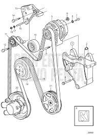 serpentine belt and alternator 4 3gxi j 4 3gxi jf 4 3osi j 4 3