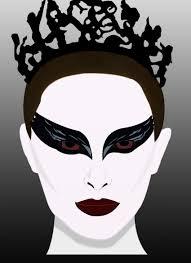 Halloween Black Swan Makeup Black Swan Makeup Stencil Mugeek Vidalondon