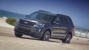 Ford Explorer 2016 - 2016 ford explorer review price specs and photo gallery