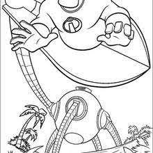 the incredibles coloring book pages 23 free disney printables