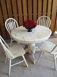 stylist design shabby chic dining room table good looking