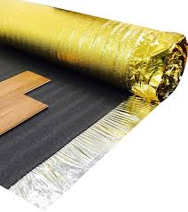 Laminate Floor Noise Sonic Gold 30sqm Sonic Gold Laminate Wood Flooring Underlay 5mm