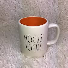amazon com rae dunn by magenta halloween mug hocus pocus coffee