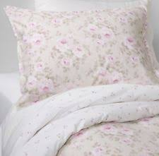 shabby chic pillow case duvet covers u0026 bedding sets ebay
