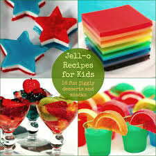 Party Room For Kids by Jell O Recipes For Kids 16 Fun Jiggly Desserts And Snacks