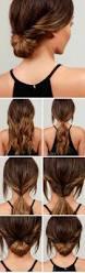 Paso A Paso by Más De 25 Ideas Increíbles Sobre Recogidos En Pinterest Peinados